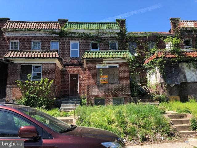 3604 Lucille Avenue, BALTIMORE, MD 21215 (#MDBA468418) :: Advance Realty Bel Air, Inc