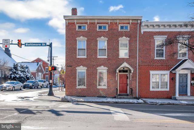 145 Baltimore Street, GETTYSBURG, PA 17325 (#PAAD106844) :: The Joy Daniels Real Estate Group