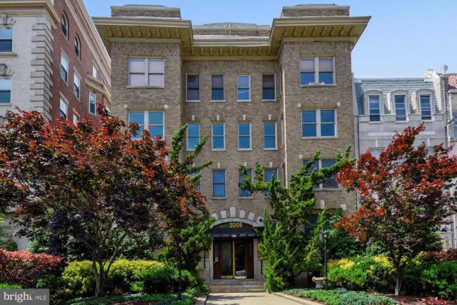 2008 16TH Street NW #2, WASHINGTON, DC 20009 (#DCDC426762) :: Crossman & Co. Real Estate