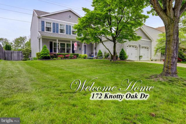 172 Knotty Oak Drive, MOUNT LAUREL, NJ 08054 (#NJBL344718) :: RE/MAX Main Line