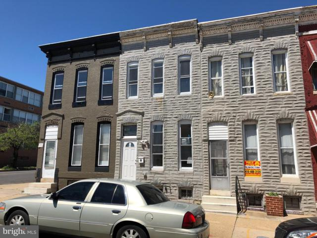 1526 N Spring Street, BALTIMORE, MD 21213 (#MDBA468440) :: Advance Realty Bel Air, Inc