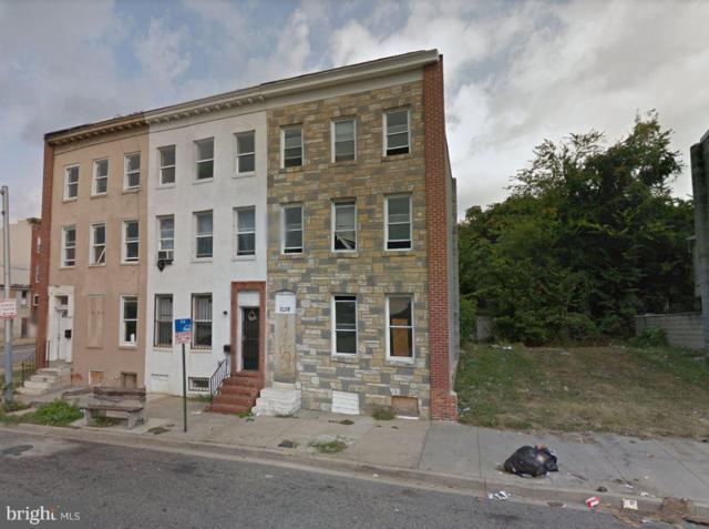 1038 W Franklin Street, BALTIMORE, MD 21223 (#MDBA468464) :: Advance Realty Bel Air, Inc