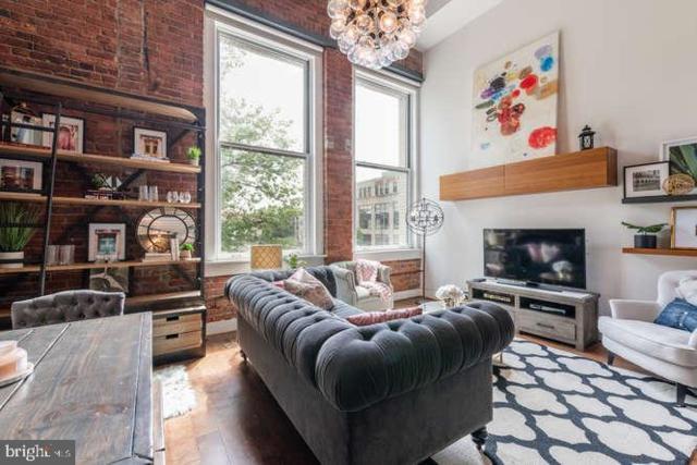 1401 R Street NW #201, WASHINGTON, DC 20009 (#DCDC426800) :: Crossman & Co. Real Estate