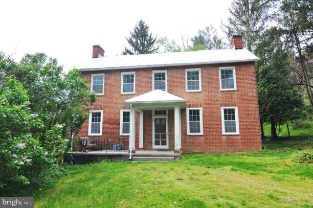 710 Cedar Creek Road, STAR TANNERY, VA 22654 (#VASH115908) :: Keller Williams Pat Hiban Real Estate Group