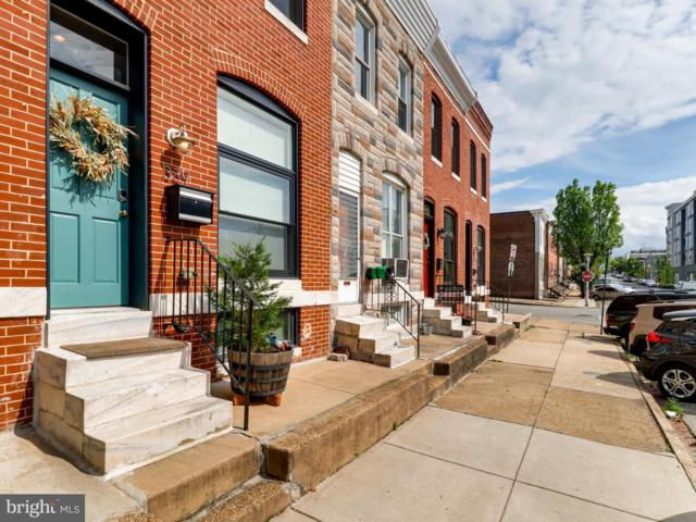 339 S Clinton Street, BALTIMORE, MD 21224 (#MDBA468518) :: Advance Realty Bel Air, Inc