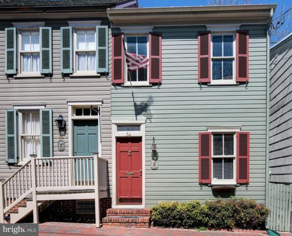 34 Cornhill Street, ANNAPOLIS, MD 21401 (#MDAA399742) :: Advance Realty Bel Air, Inc