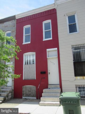 2442 Francis Street, BALTIMORE, MD 21217 (#MDBA468548) :: Advance Realty Bel Air, Inc
