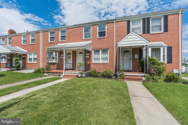5563 Dolores Avenue, BALTIMORE, MD 21227 (#MDBC457852) :: The Putnam Group