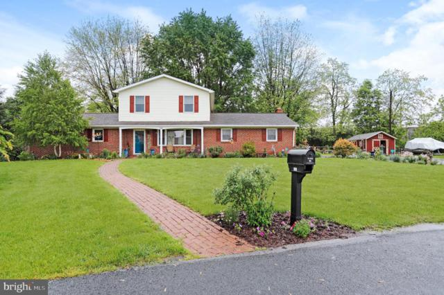743 Joy Drive, GREENCASTLE, PA 17225 (#PAFL165586) :: The Joy Daniels Real Estate Group
