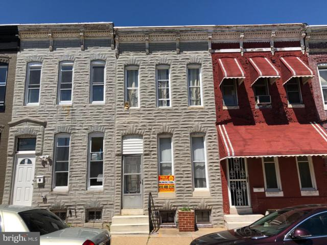 1804 E Federal Street, BALTIMORE, MD 21213 (#MDBA468576) :: Advance Realty Bel Air, Inc