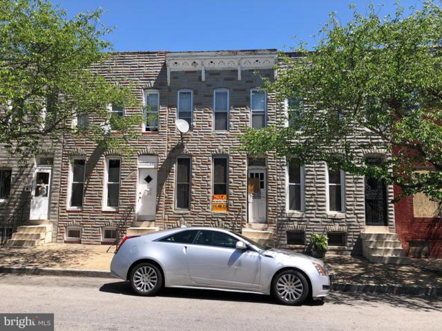 1611 N Wolfe Street, BALTIMORE, MD 21213 (#MDBA468578) :: Advance Realty Bel Air, Inc