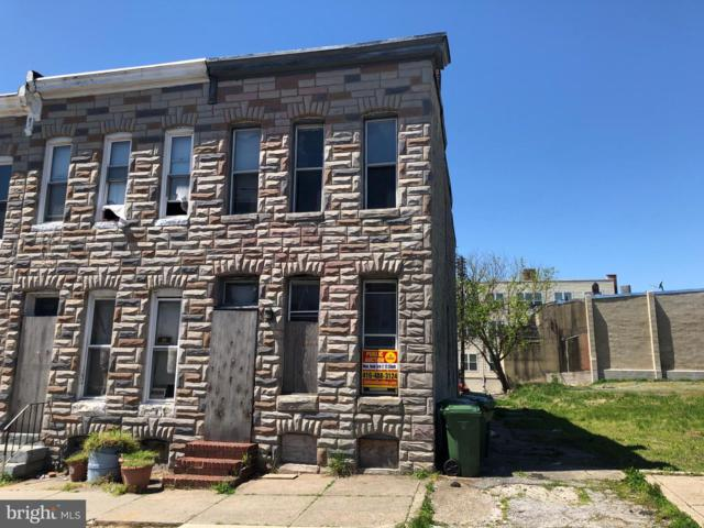 1122 N Montford Avenue, BALTIMORE, MD 21213 (#MDBA468580) :: The Licata Group/Keller Williams Realty