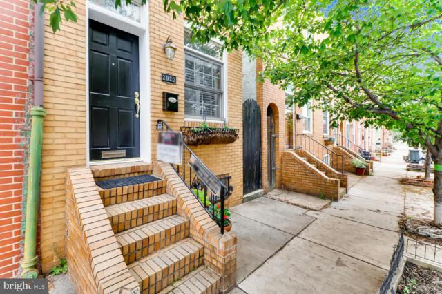 2022 Gough Street, BALTIMORE, MD 21231 (#MDBA468598) :: Advance Realty Bel Air, Inc