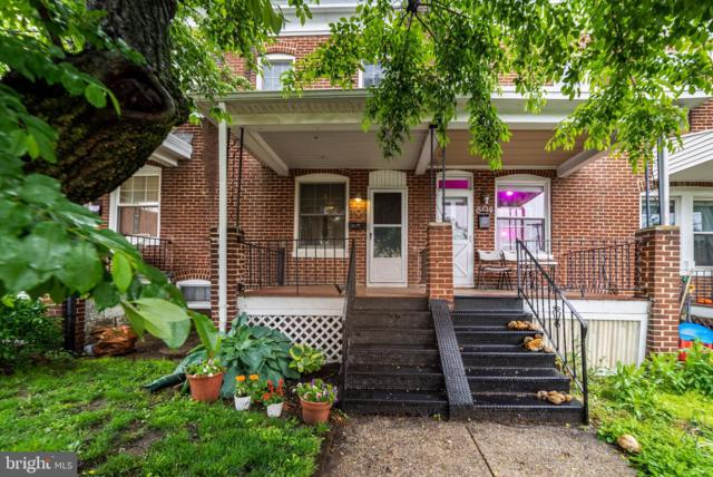 806 W 32ND Street, BALTIMORE, MD 21211 (#MDBA468600) :: The MD Home Team