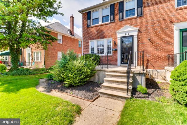 150 Hopkins Road, BALTIMORE, MD 21212 (#MDBC457894) :: ExecuHome Realty