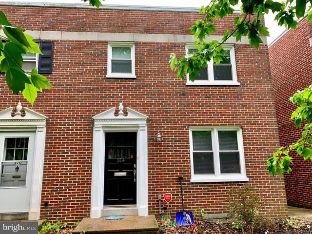314 Prospect Street, LANCASTER, PA 17603 (#PALA132610) :: Liz Hamberger Real Estate Team of KW Keystone Realty