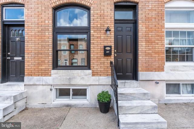 708 S Decker Avenue, BALTIMORE, MD 21224 (#MDBA468622) :: Shamrock Realty Group, Inc