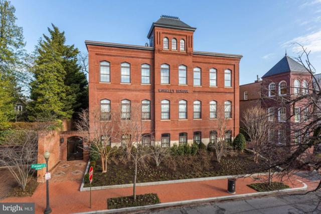 3329 Prospect Street NW #6, WASHINGTON, DC 20007 (#DCDC426992) :: Crossman & Co. Real Estate