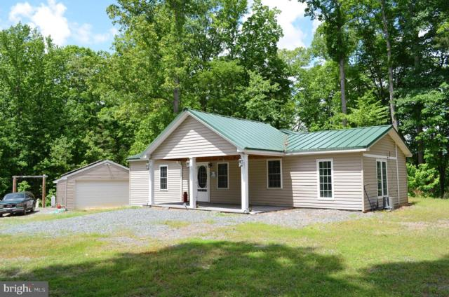 974 Red Hill Trail, GORDONSVILLE, VA 22942 (#VALA119148) :: ExecuHome Realty