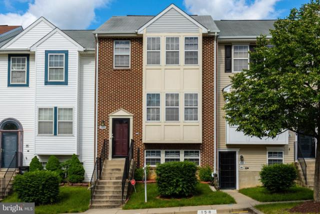 4108 Crab Apple Court #4, SUITLAND, MD 20746 (#MDPG528454) :: ExecuHome Realty