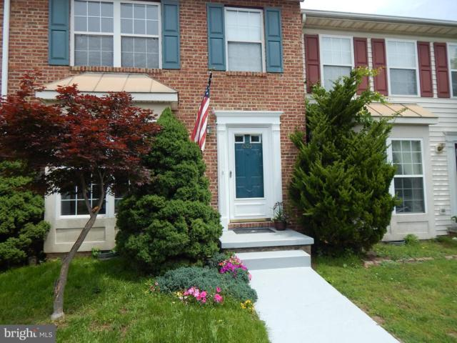 205 Chatham Square, WINCHESTER, VA 22601 (#VAFV150632) :: ExecuHome Realty