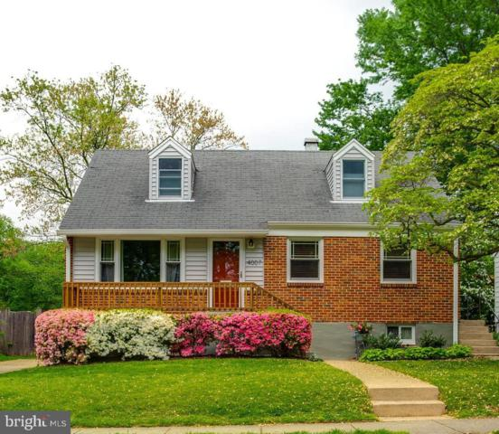 4007 Spruell Drive, KENSINGTON, MD 20895 (#MDMC658870) :: ExecuHome Realty