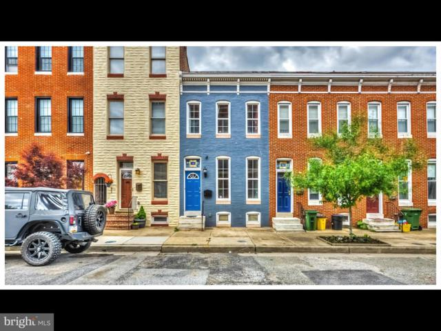 745 W Cross Street, BALTIMORE, MD 21230 (#MDBA468764) :: Advance Realty Bel Air, Inc