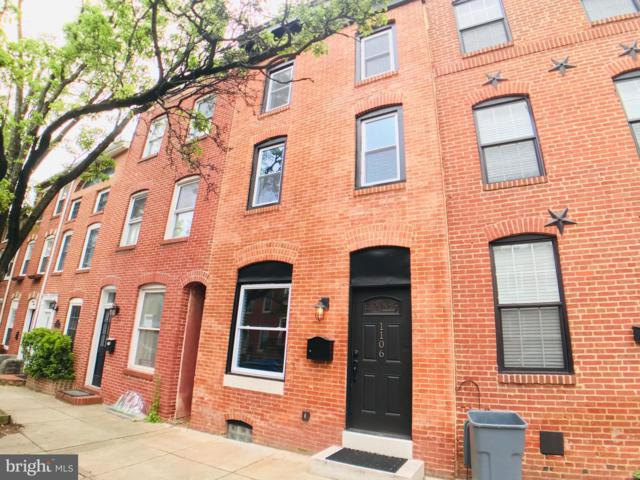 1106 Battery Avenue, BALTIMORE, MD 21230 (#MDBA468766) :: Advance Realty Bel Air, Inc