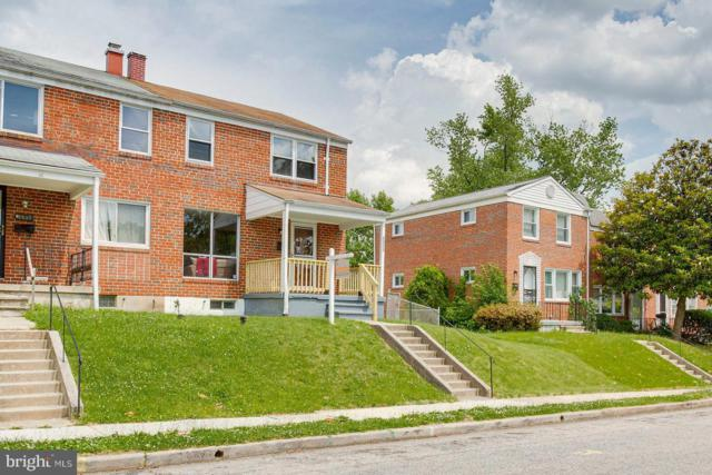 5535 Whitwood Road, BALTIMORE, MD 21206 (#MDBA468778) :: The Miller Team