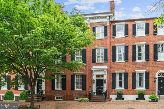 3026 P Street NW, WASHINGTON, DC 20007 (#DCDC427086) :: Crossman & Co. Real Estate