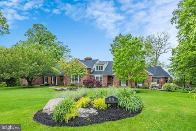 1648 Woodhaven Drive, HUMMELSTOWN, PA 17036 (#PADA110480) :: John Smith Real Estate Group