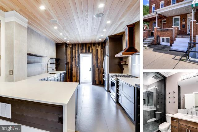 703 W 36TH Street, BALTIMORE, MD 21211 (#MDBA468800) :: The MD Home Team