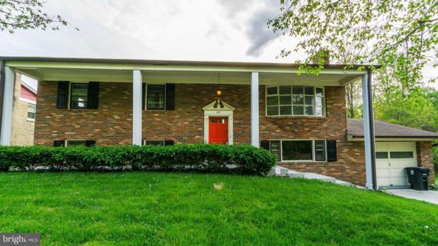 8111 Rosaryville Road, UPPER MARLBORO, MD 20772 (#MDPG528506) :: ExecuHome Realty