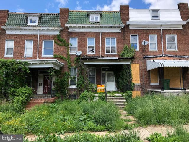2810 Rockrose Avenue, BALTIMORE, MD 21215 (#MDBA468830) :: The Kenita Tang Team