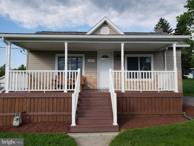 231 Centennial Street, FROSTBURG, MD 21532 (#MDAL131656) :: ExecuHome Realty