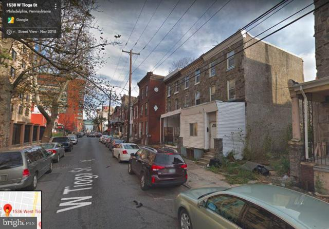 1536 W Tioga Street, PHILADELPHIA, PA 19140 (#PAPH797594) :: ExecuHome Realty