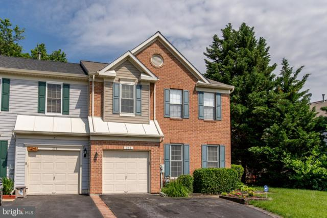 316 Regiment Court, ODENTON, MD 21113 (#MDAA399994) :: The Riffle Group of Keller Williams Select Realtors