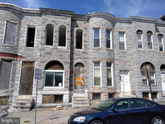 1802 N Fulton Avenue, BALTIMORE, MD 21217 (#MDBA468856) :: Advance Realty Bel Air, Inc