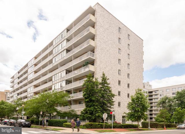 730 24TH Street NW #807, WASHINGTON, DC 20037 (#DCDC427136) :: Crossman & Co. Real Estate