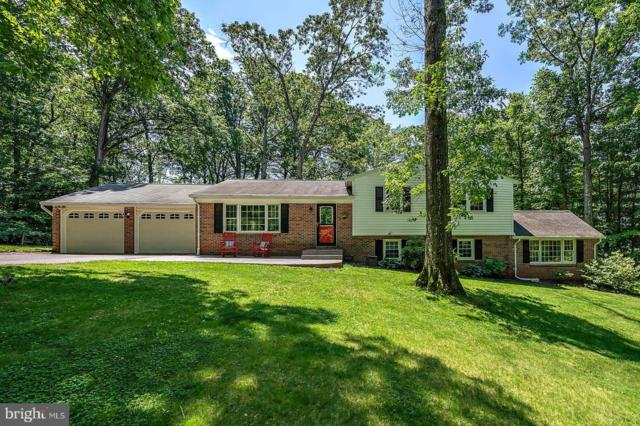 5481 Camellia Court, WARRENTON, VA 20187 (#VAFQ160240) :: Shamrock Realty Group, Inc