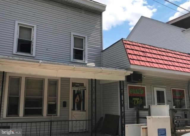 744 Water Street, POTTSVILLE, PA 17901 (#PASK125814) :: The Heather Neidlinger Team With Berkshire Hathaway HomeServices Homesale Realty