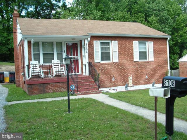 8108 Redview Drive, DISTRICT HEIGHTS, MD 20747 (#MDPG528594) :: The Riffle Group of Keller Williams Select Realtors