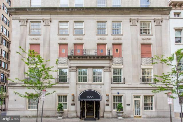 1900 Rittenhouse Square 5A, PHILADELPHIA, PA 19103 (#PAPH797866) :: Keller Williams Realty - Matt Fetick Team