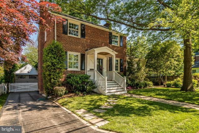 5613 16TH Street N, ARLINGTON, VA 22205 (#VAAR149432) :: RE/MAX Plus