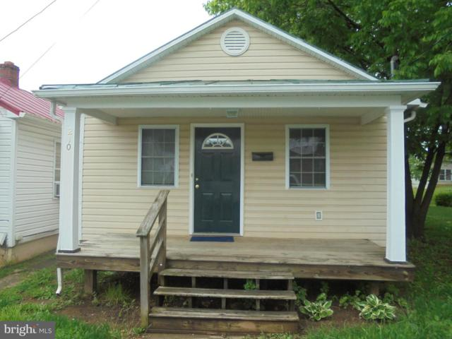210 S George Street, RANSON, WV 25438 (#WVJF135084) :: Hill Crest Realty