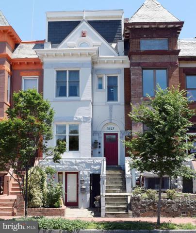 1827 1ST Street NW #2, WASHINGTON, DC 20001 (#DCDC427296) :: Eng Garcia Grant & Co.