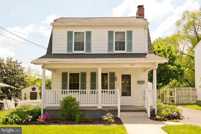 220 Boyd Avenue, WINCHESTER, VA 22601 (#VAWI112530) :: The Licata Group/Keller Williams Realty