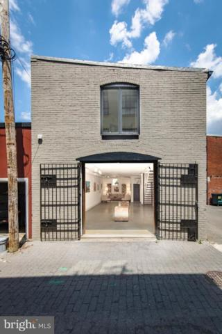 1402 S Street NW Carriage House, WASHINGTON, DC 20009 (#DCDC427330) :: Crossman & Co. Real Estate