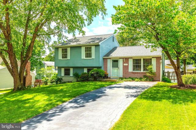 1594 Elmwood Court, FREDERICK, MD 21702 (#MDFR246554) :: The Sky Group