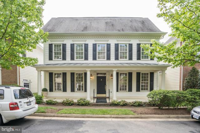 106 Smallwood Way, FALLS CHURCH, VA 22046 (#VAFA110374) :: Eng Garcia Grant & Co.